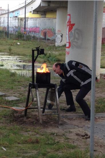 Brandweerbezoek-III