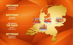 Beachvolleybal Competition overview