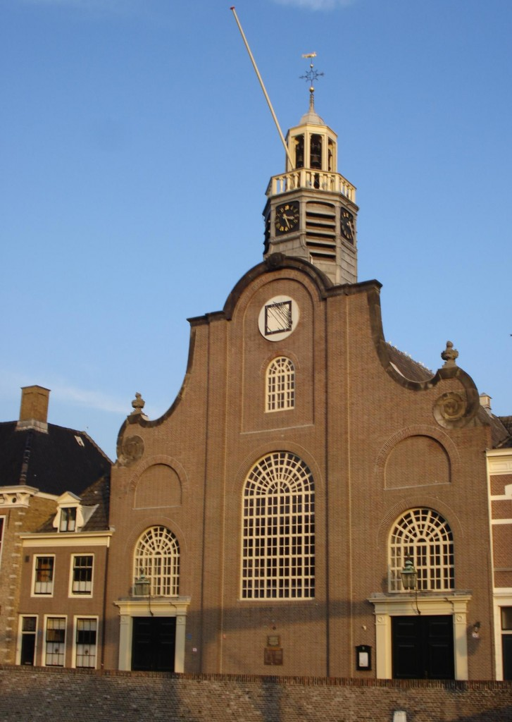 Pelgrimvaderskerk Rotterdam Delfshaven