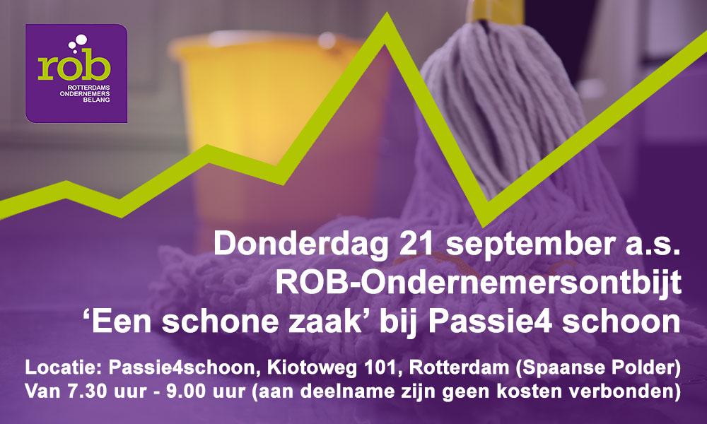 ROB Ontbijt 21 september 2017
