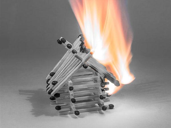 Burn-out: Russische roulette, Ver-van-mijn-Bed of…..?