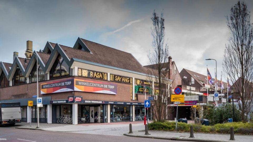 Winkelcentrum De Terp Capelle aan den IJssel