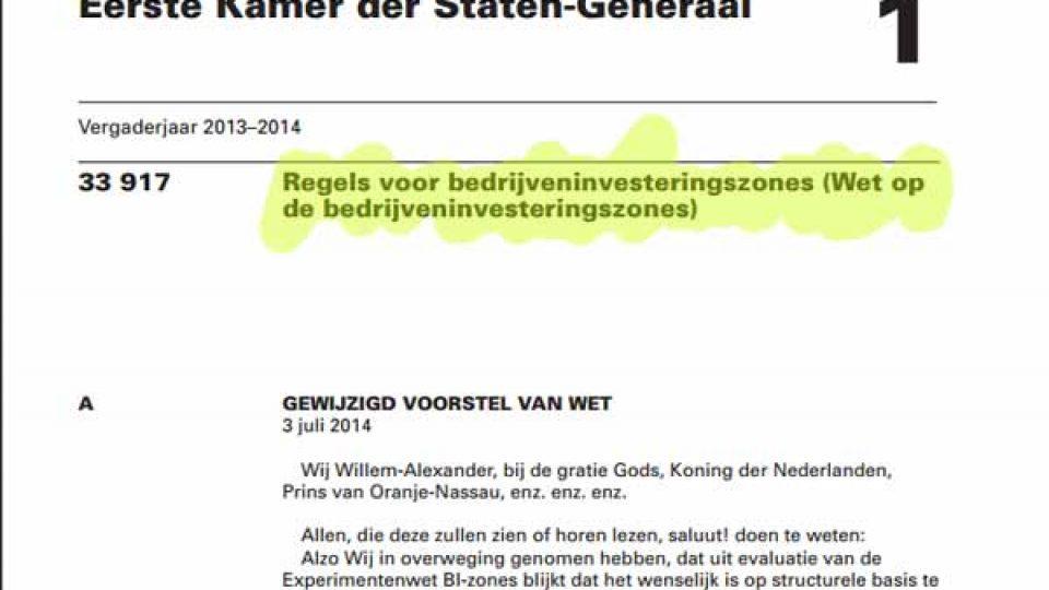 Bedrijven Investeringszone Rotterdam: 4 keer ja en zes keer nee