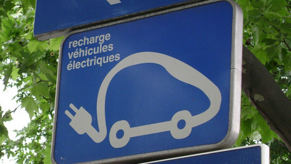 Elektrische-auto