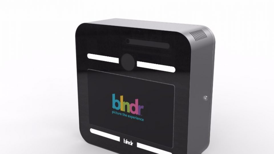 Ontwerp voor Blendr door Studio Vogels