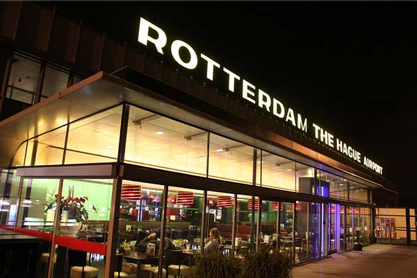 60 jaar Rotterdam The Hague Airport: aanjager nieuwe economie