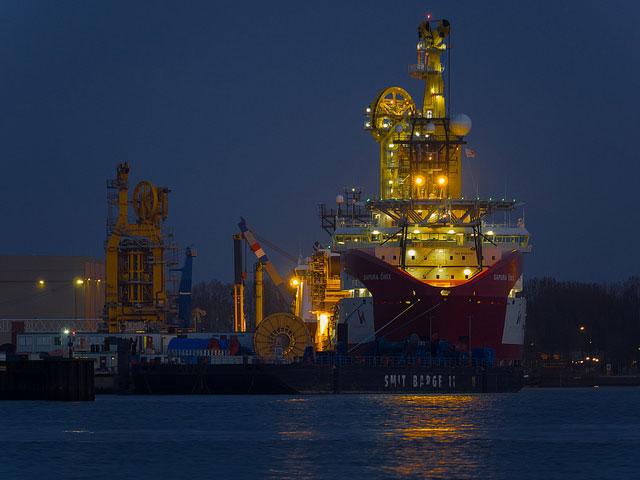 De haven Rotterdam moet zich aanpassen