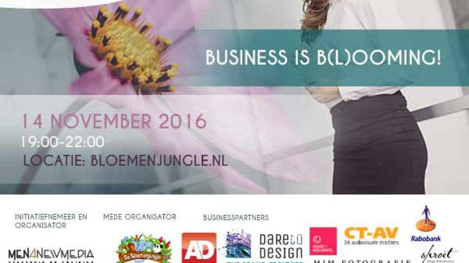 Businessladiez zakenvrouwen netwerkevent 14 november 2016
