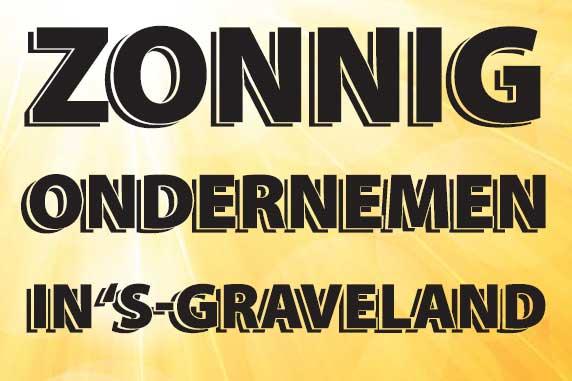 Zonnig ondernemen in 's-Graveland