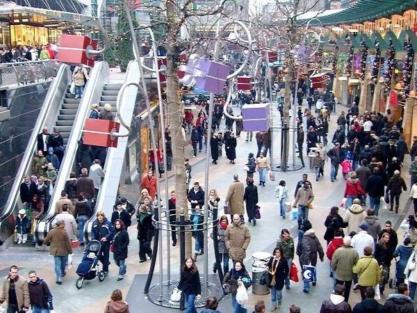 Winkels in binnenstad een uurtje langer open