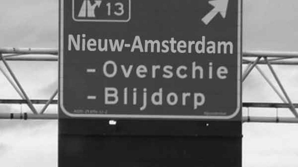 Utrecht, Rotterdam en Den Haag moeten opgaan in Nieuw Amsterdam