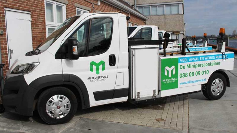 Milieu Service Nederland stelt zich voor