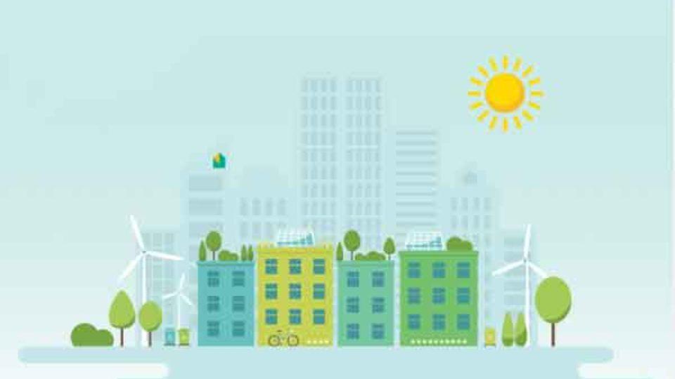 Energiezuinige kantoren…