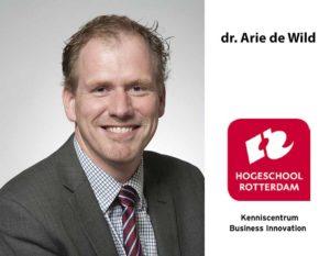 dr. Arie de Wild - Lector risicomanagement en gedrag