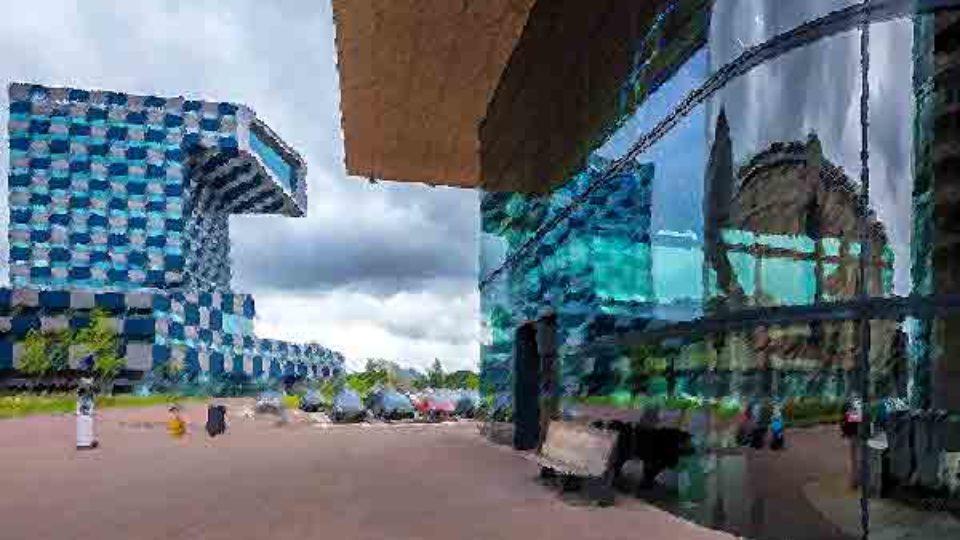 Rotterdam scoort ook op kantorenmarkt