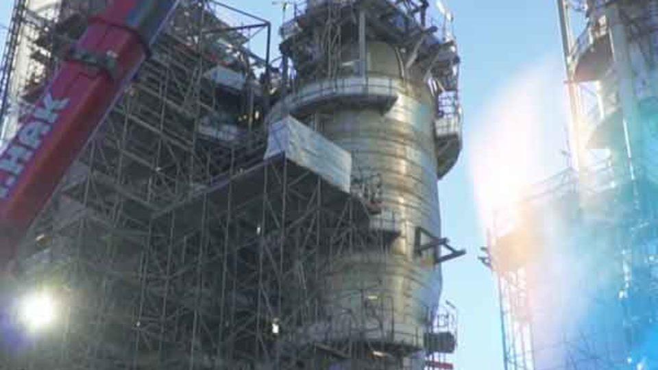 Shell Pernis maakt raffinaderij klaar voor toekomst