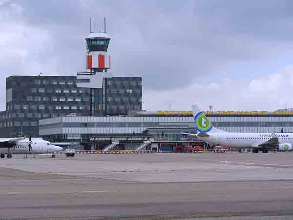 Vliegveld Rotterdam weer populairder