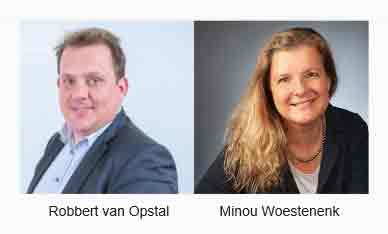 Robbert van Opstal & Minou Woestenenk