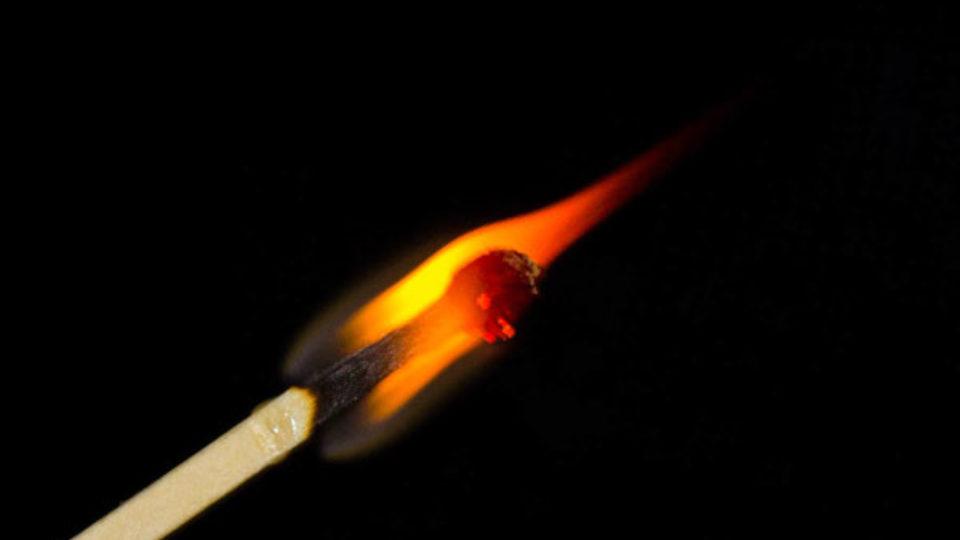 Bedrijfsverzekeringen waarop brand is gedekt staan onder druk