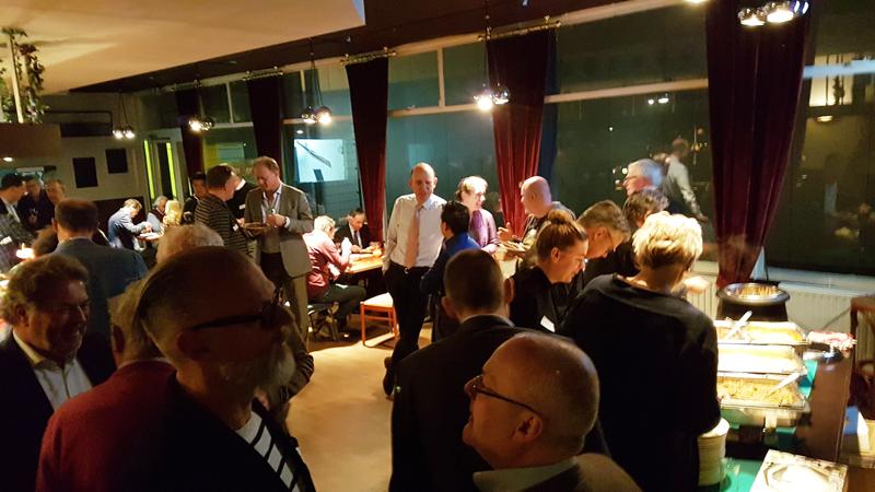 Nieuwjaarsbijeenkomst ROB 23 januari 2020 bij de Rotterdamsche Aero Club