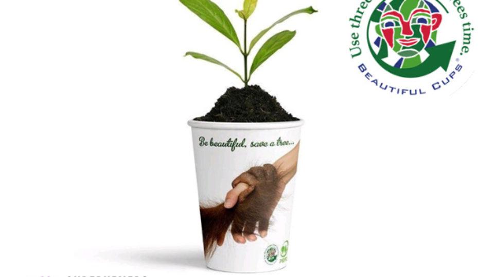 Beautiful Cups op de Ondernmersduurzaamheidsdag