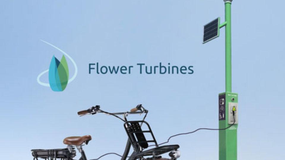 Flower Turbines is op de Ondernemersduurzaamheidsdag do. 6 februari a.s.