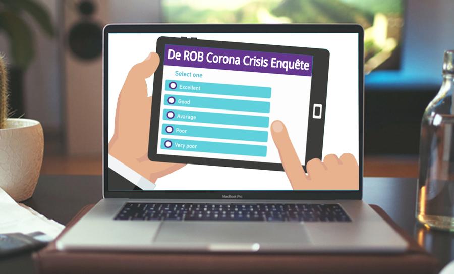 ROB Corona Crisis Enquête