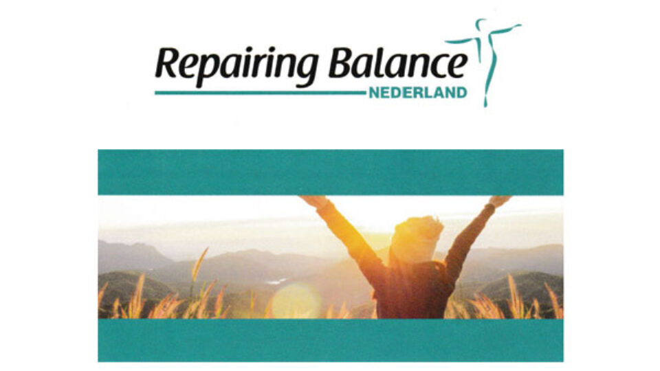 Repairing Balance: uitnodiging workshop maandagavond 22 juni a.s.