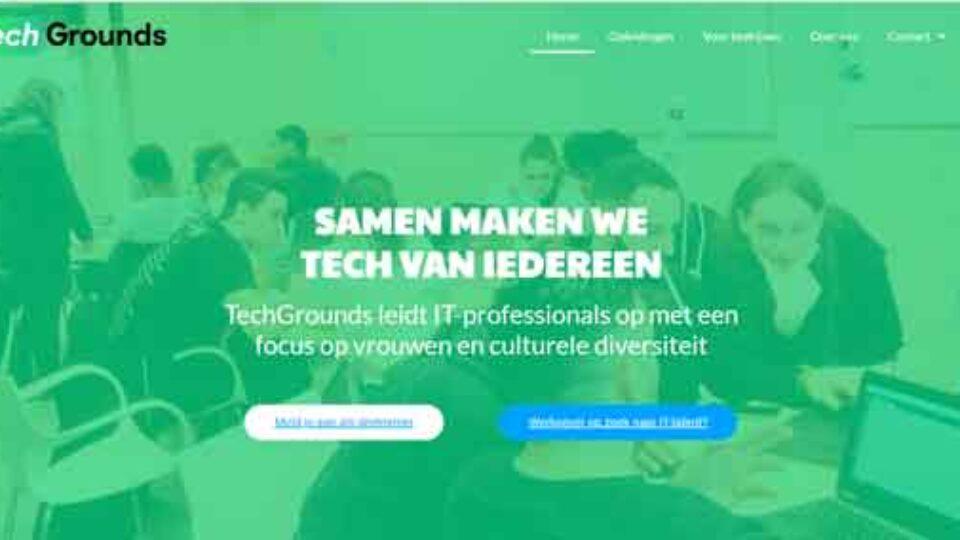 Rotterdam Zuid zet in op IT-banen met opening TechGrounds